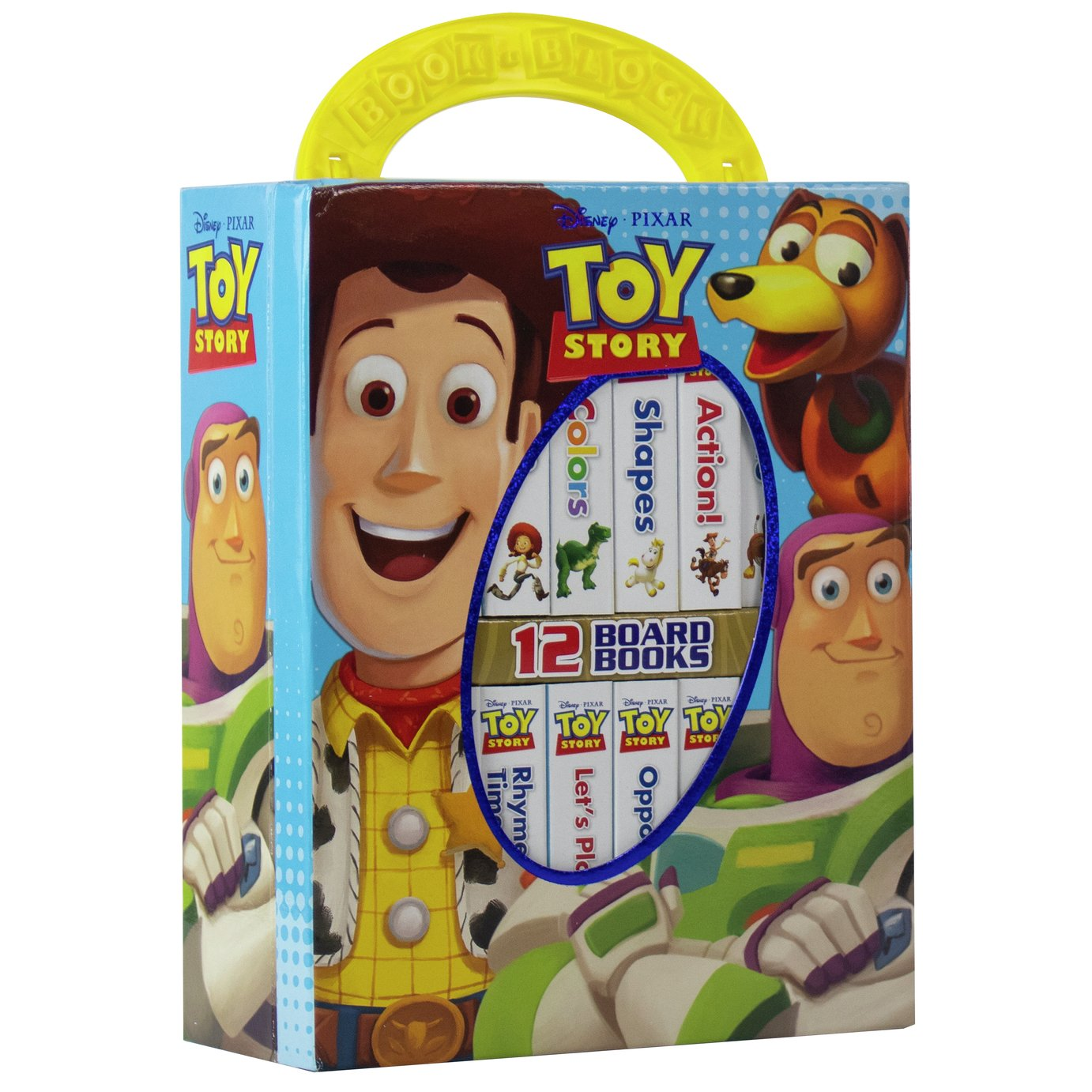 Disney Toy Story My First Library Books