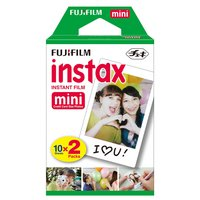 instax mini film 20 shot pack