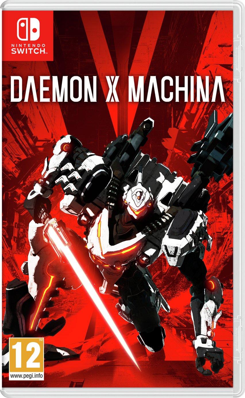 Daemon X Machina Nintendo Switch Game