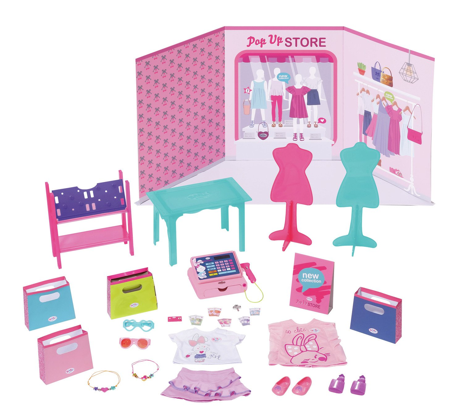 BABY born's Ultimate Pop-Up Shop