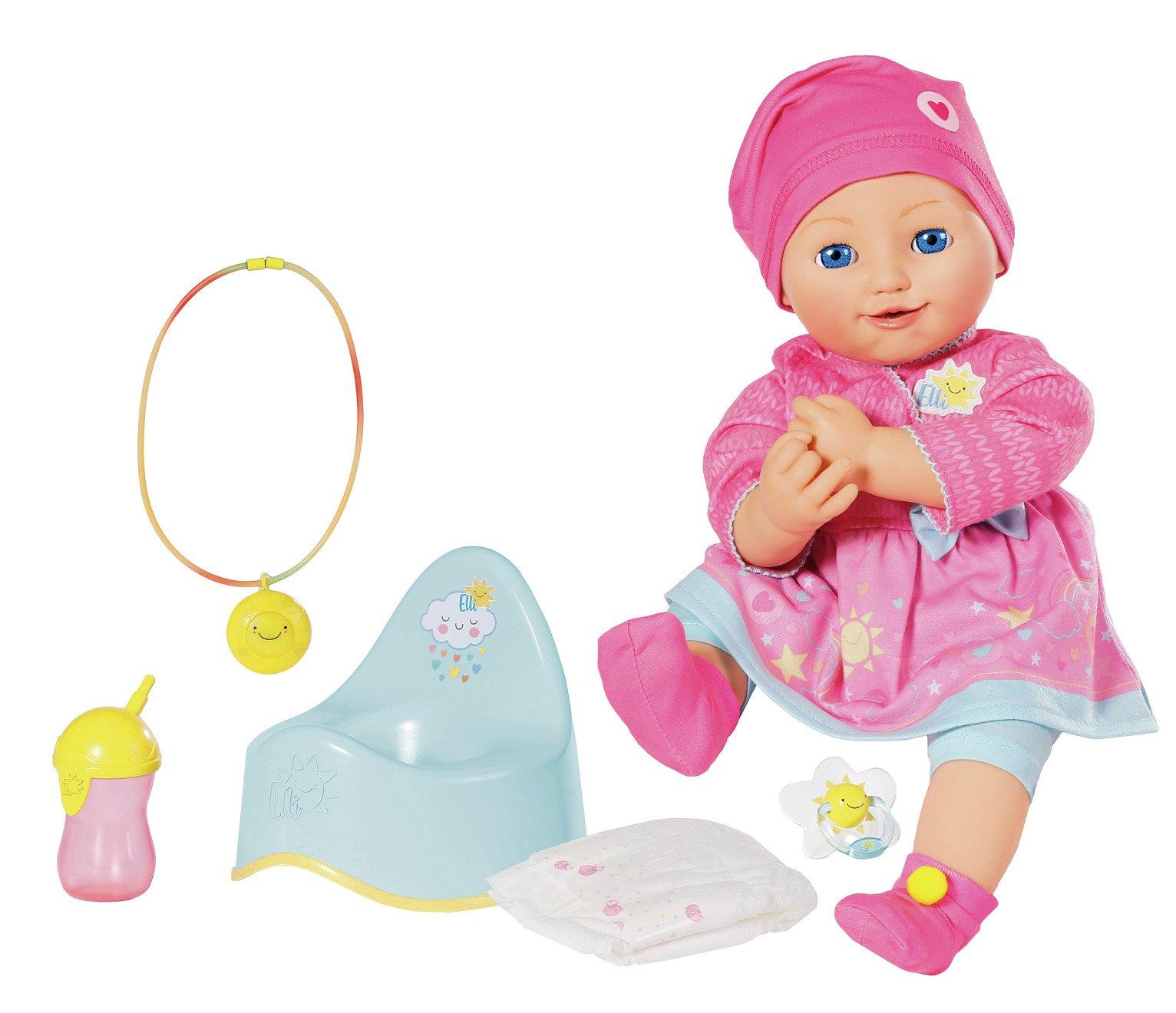 Elli Smiles Doll