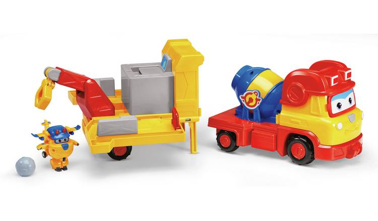 Super Wings Build-It Buddies