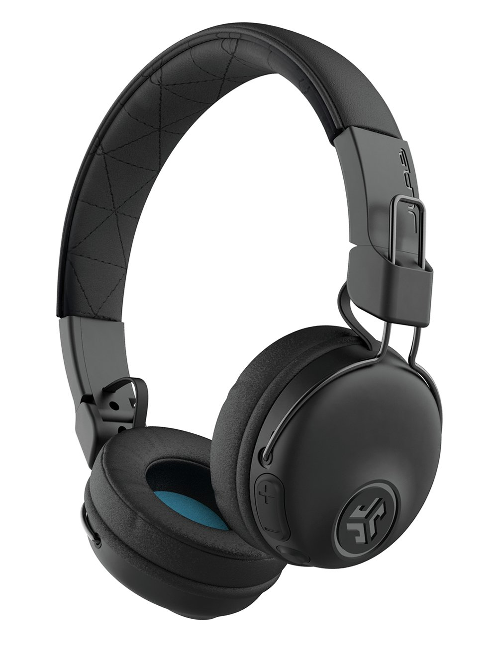JLAB Studio On-Ear Wireless Headphones - Black