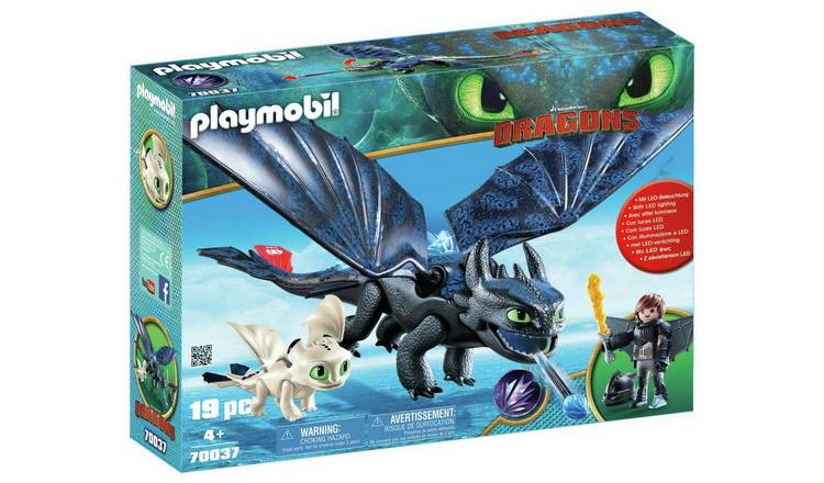 Playmobil 70037 Dragons Hiccup and Toothless