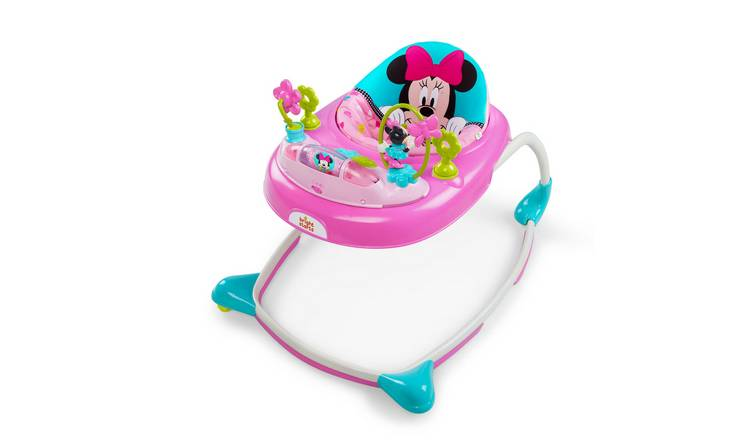 Minnie Mouse Peekaboo Walker with Toys, Lights and Sounds
