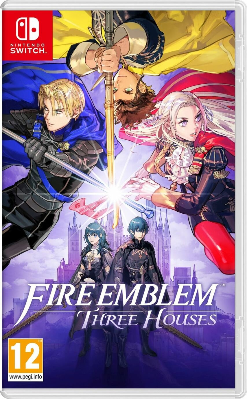 Fire Emblem: Three Houses Nintendo Switch Game