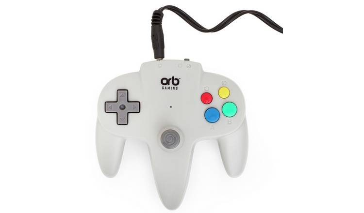Retro Arcade Style Plug & Play Controller with 200 Games
