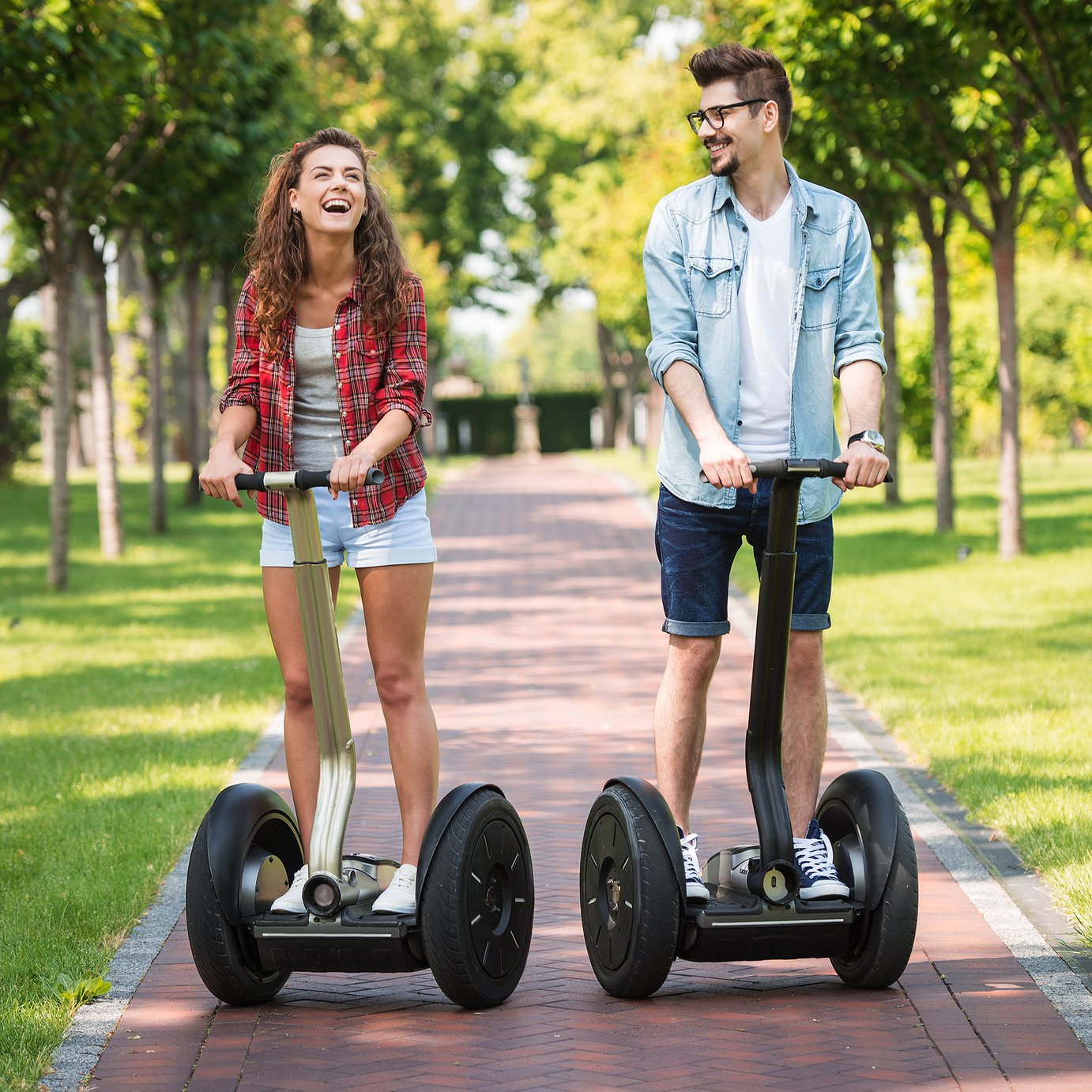 Segway For Two Gift Experience