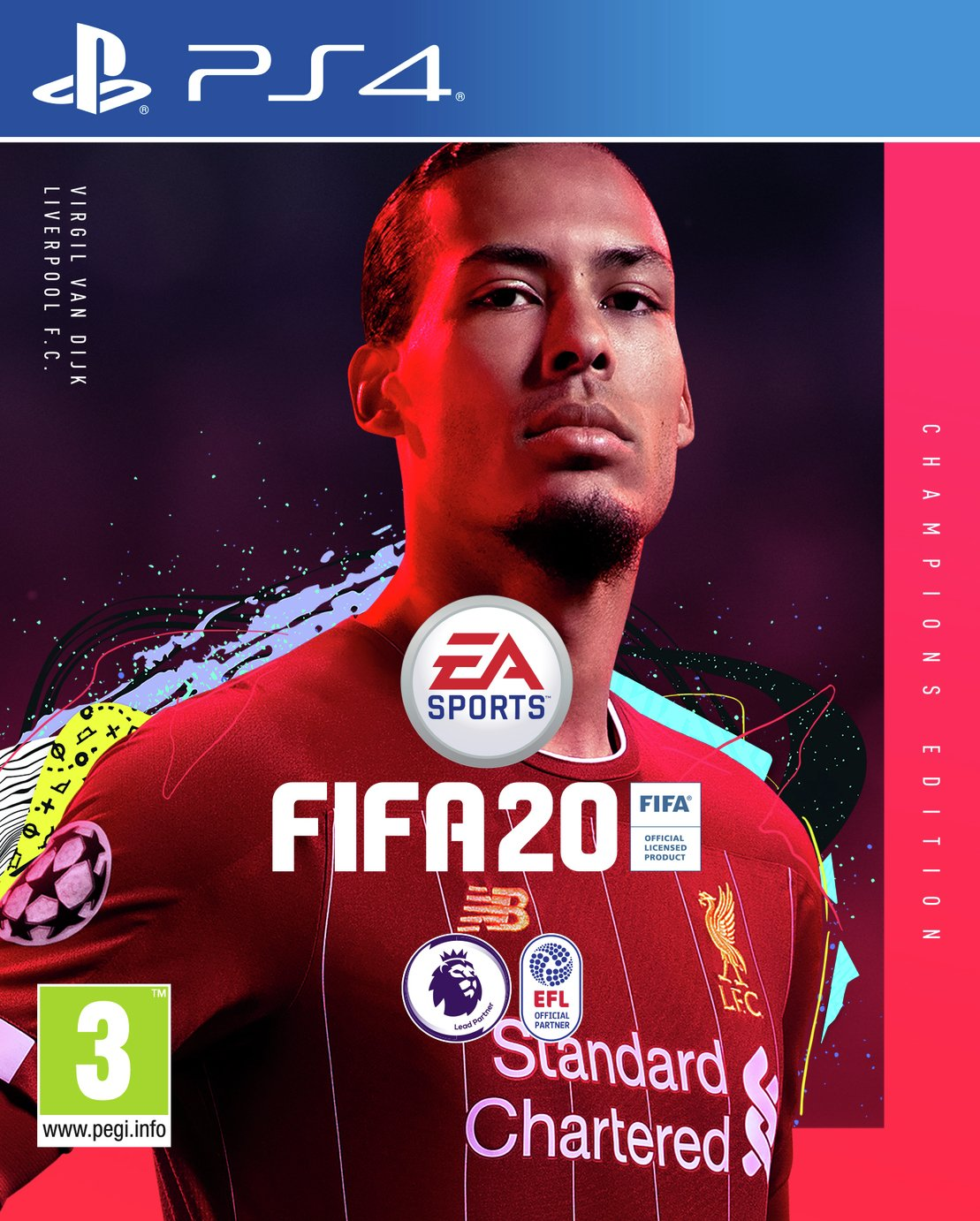 FIFA 20 Champions Edition PS4 Pre-Order Game