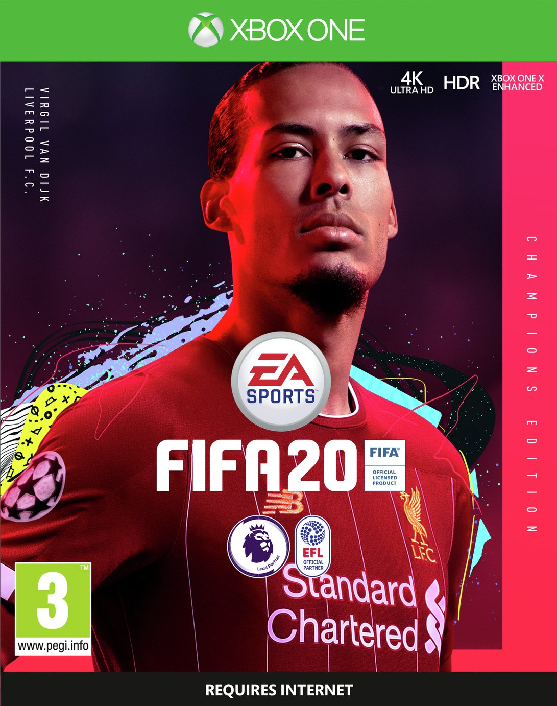FIFA 20 Champions Edition Xbox One Pre-Order Game