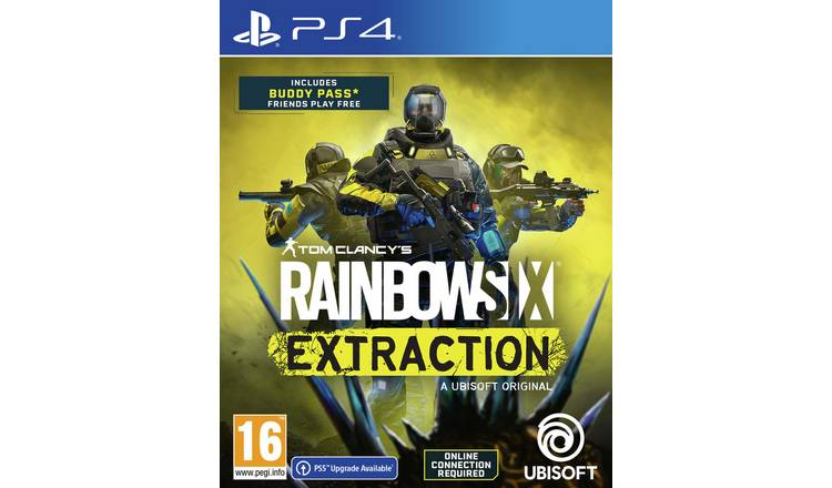 Rainbow Six: Quarantine PS4 Pre-Order Game