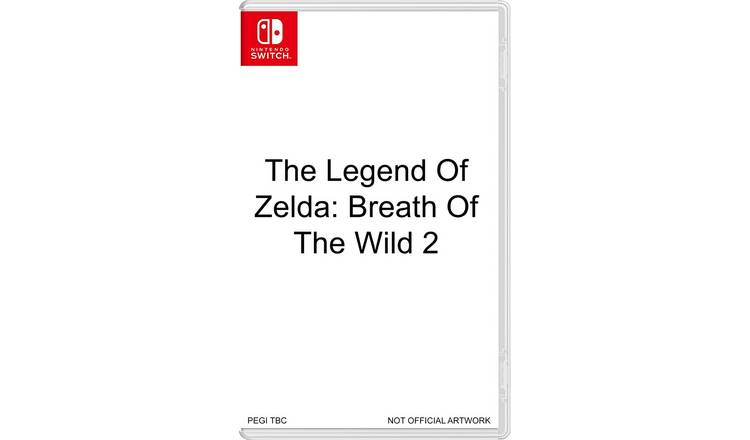 Legend of Zelda: Breath of the Wild Sequel Switch Pre-Order