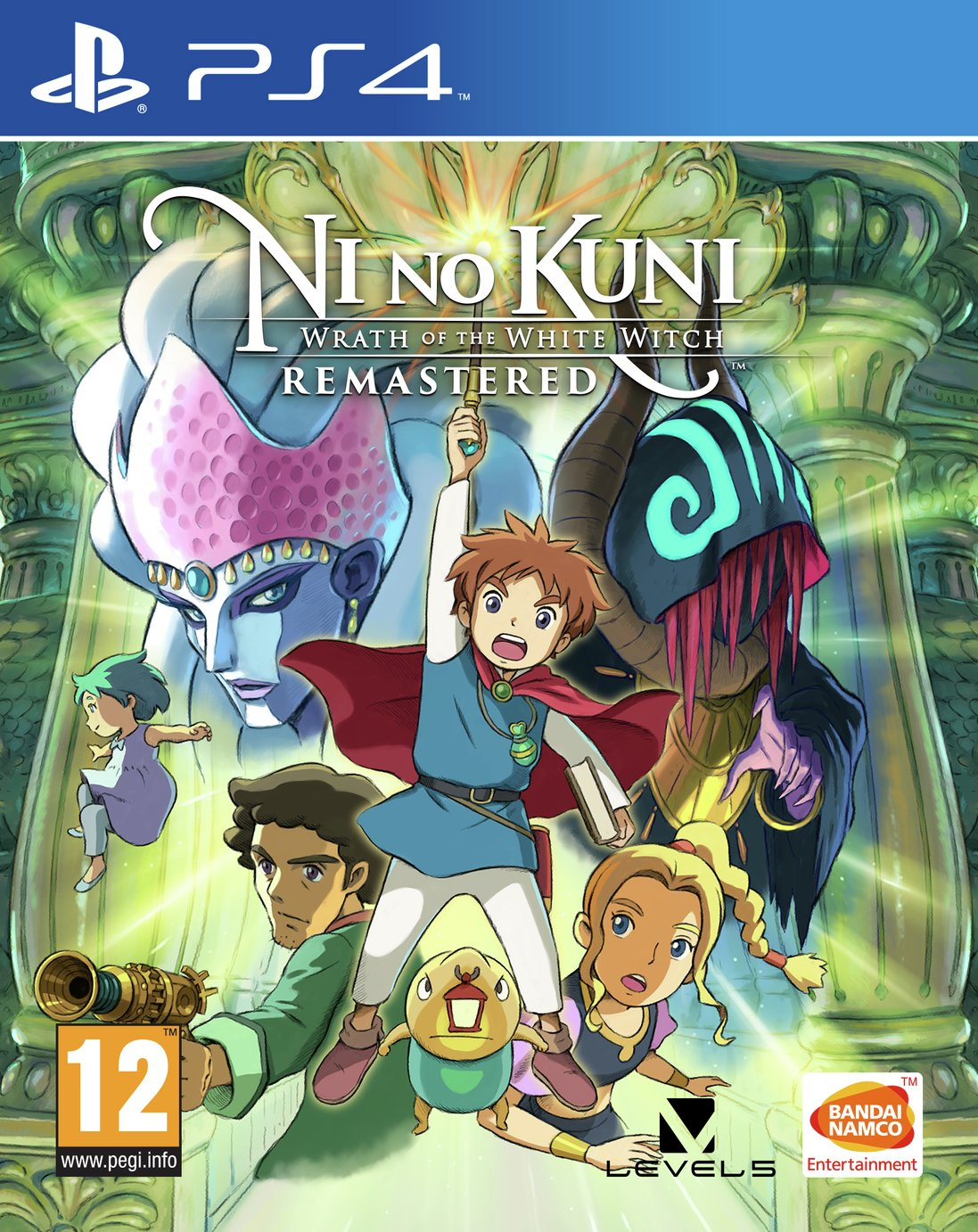 Ni No Kuni: White Witch PS4 Pre-Order Game