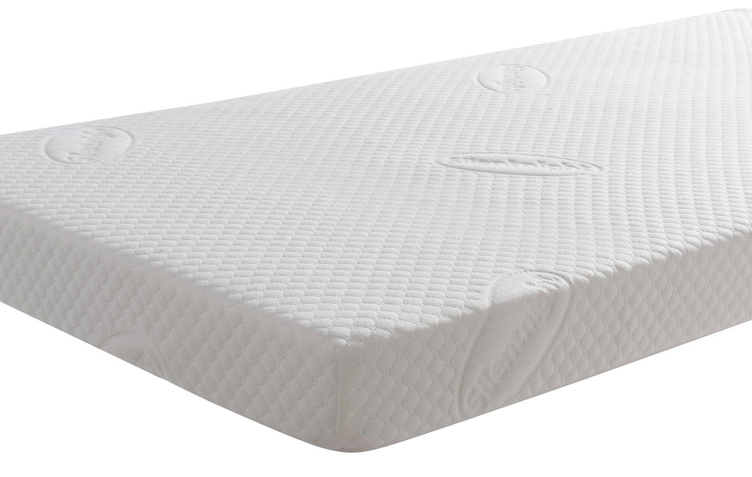 Silentnight Safe Nights Essentials Cotbed Mattress