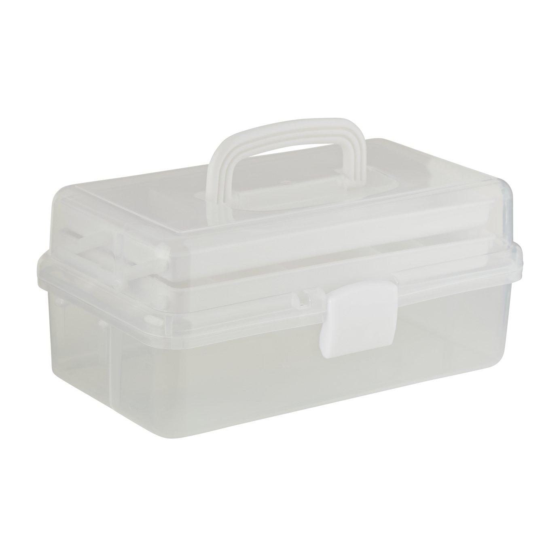 YXSH Arts & Crafts Plastic Storage Box