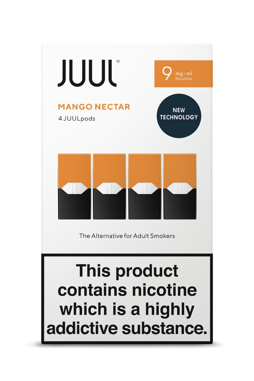JUUL Mango Nectar PODs 9mg