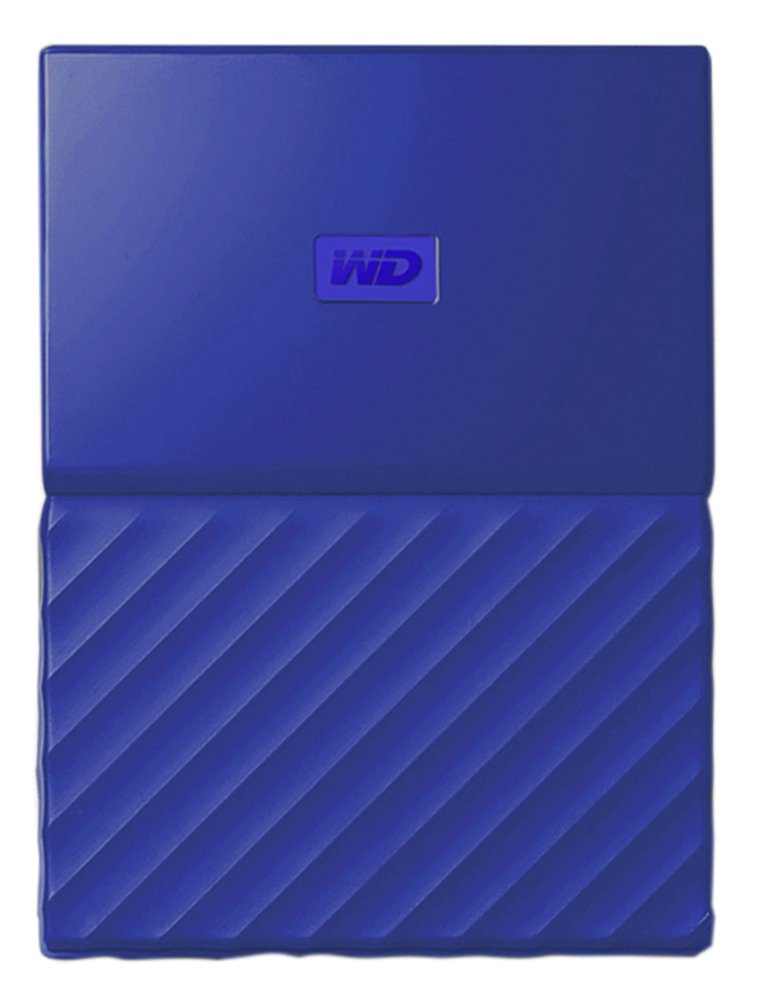 WD My Passport 1TB Portable Hard Drive