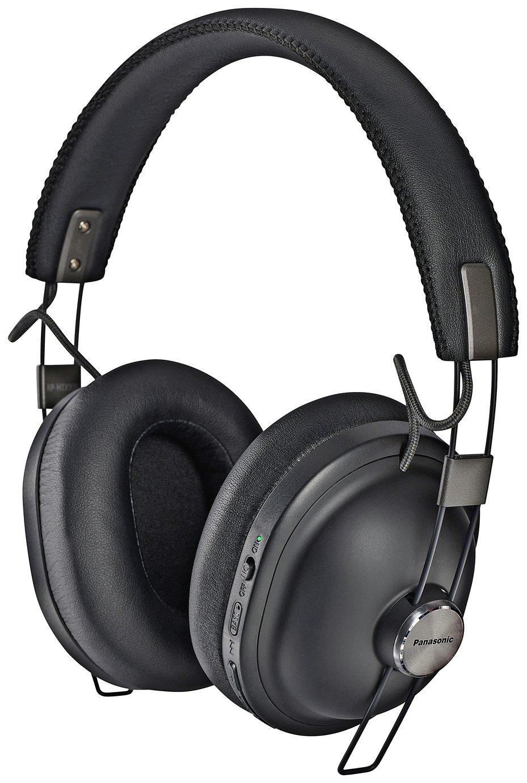 Panasonic RP-HTX90N-K Over-Ear Wireless Headphones - Black