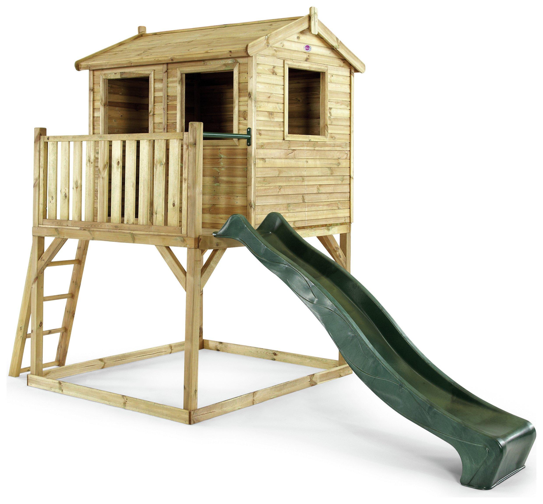 Plum Plum Premium Wooden Adventure Playhouse.