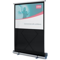 Nobo - Portable Floorstanding - Projector Screen - 91x122cm