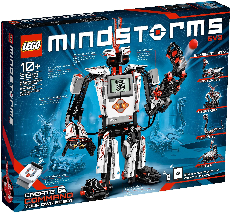 LEGO - Mindstorms EV3 - 31313