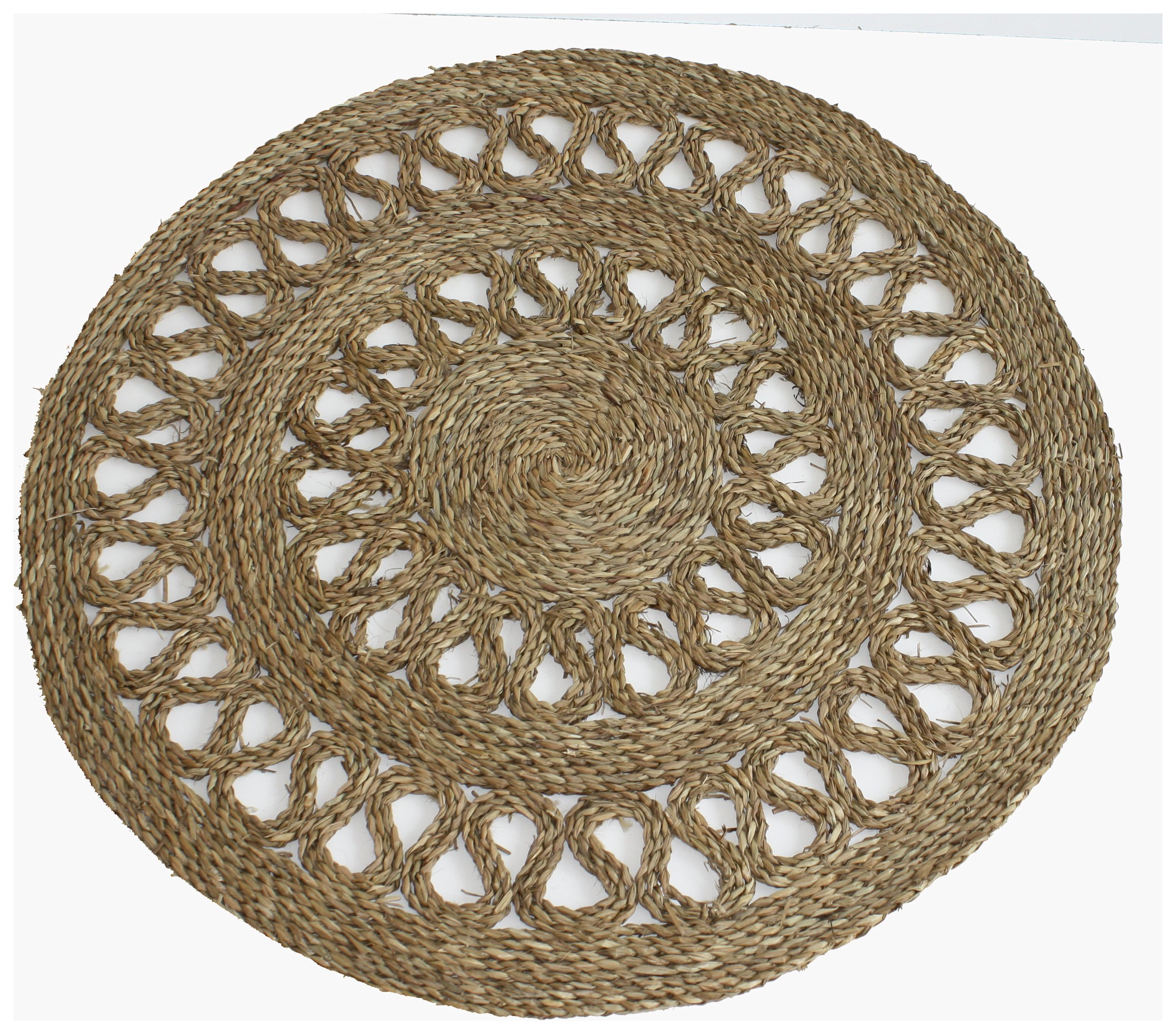 Seagrass Circular Rug: Seagrass Rugs