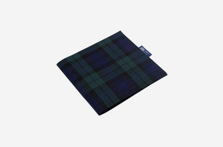 Blue Badge Co Blackwatch Fabric Permit Cover.
