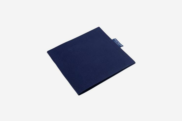 Blue Badge Co Navy Drill Fabric Permit Cover.