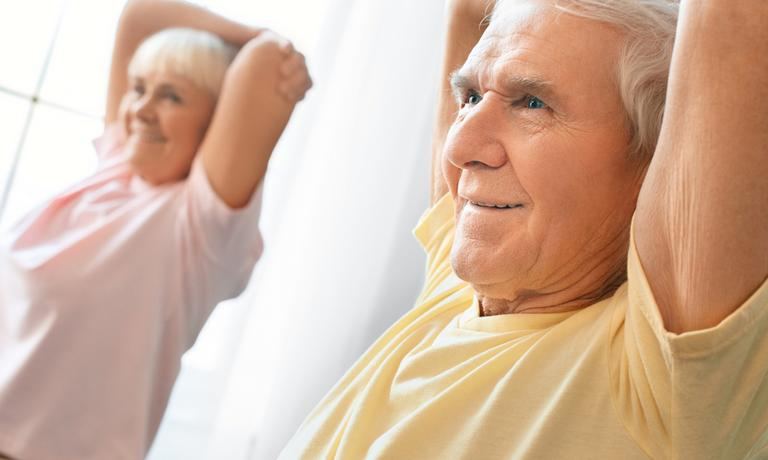 Taking care of your health as you get older.
