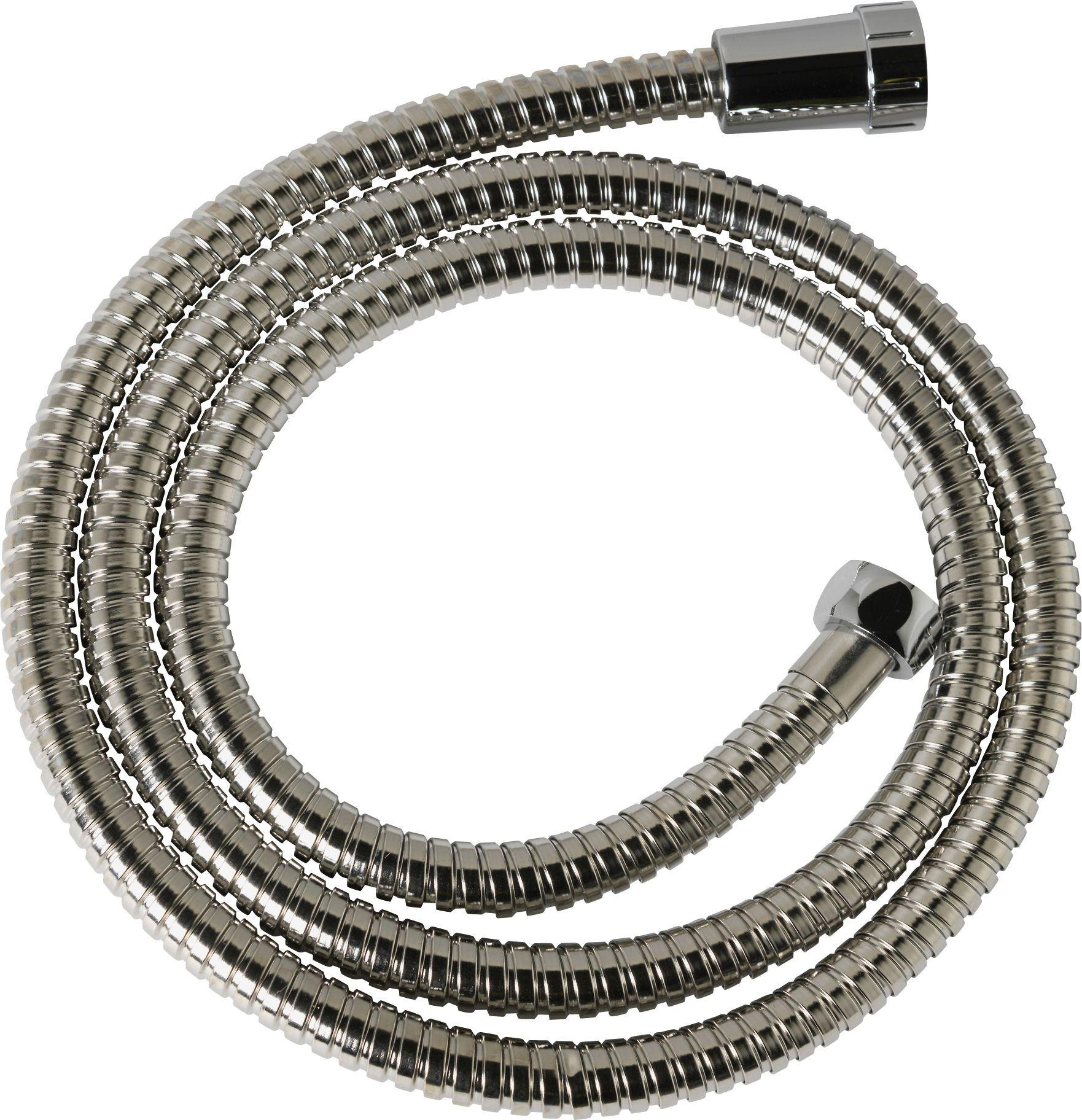 moretti extendable stainless steel shower hose flexible. Black Bedroom Furniture Sets. Home Design Ideas