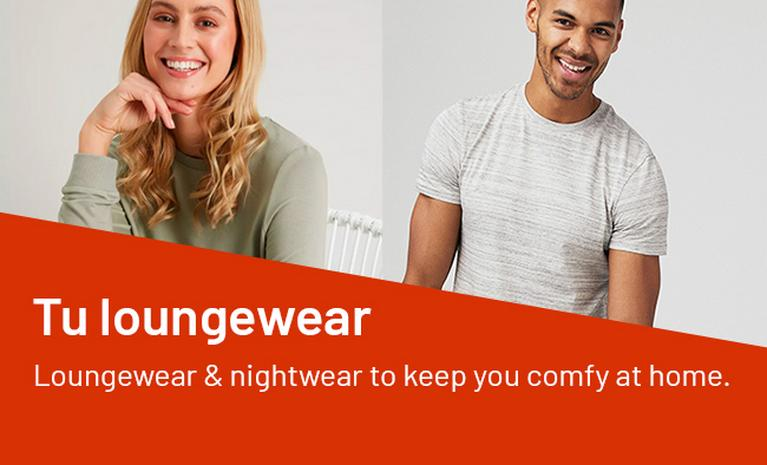 Loungewear & nightwear to keep you comfy at home.