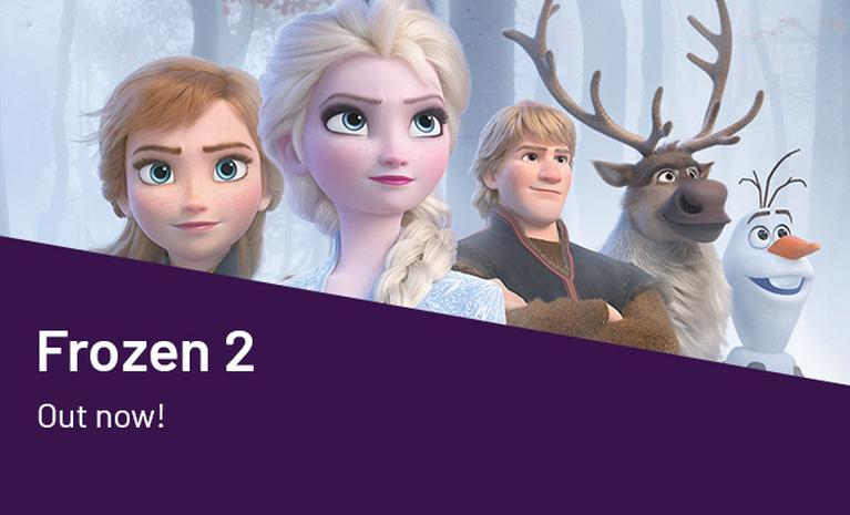 Frozen 2 out now!