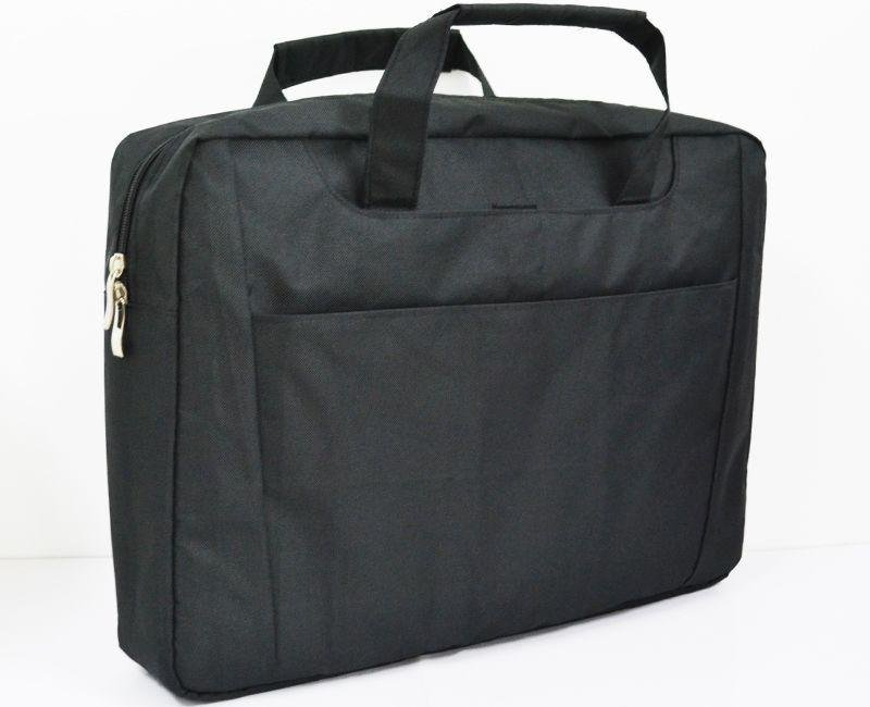 15.6 Inch Laptop Bag - Black.