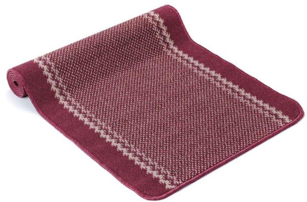 red kilkis machine washable rug 100cmx67cm. Black Bedroom Furniture Sets. Home Design Ideas