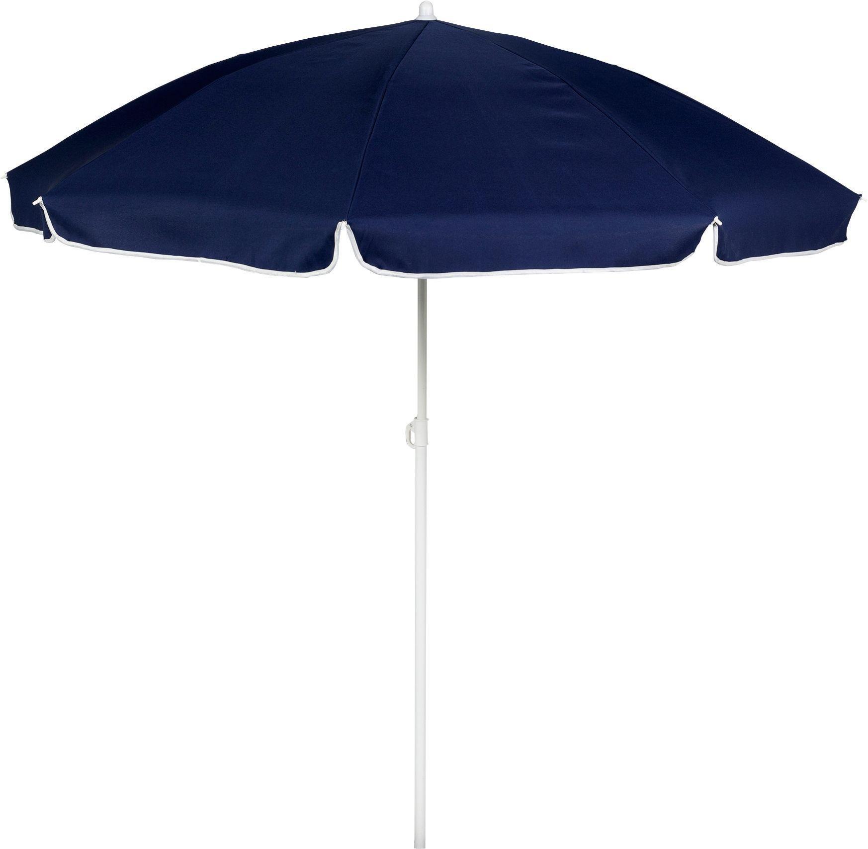 Argos Home 1.6m Garden Parasol - Blue