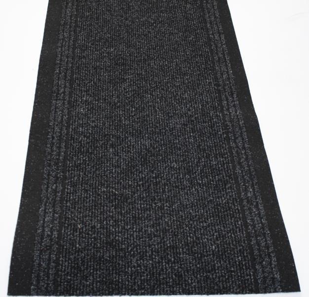 Dandy Runner - 66x183cm - Black