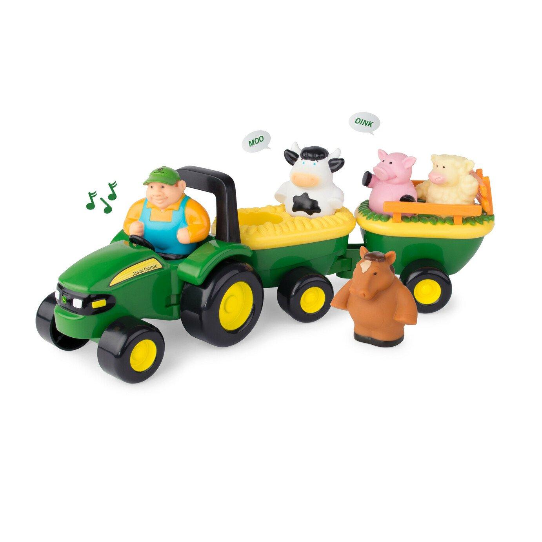 John Deere Animal Sounds Tractor