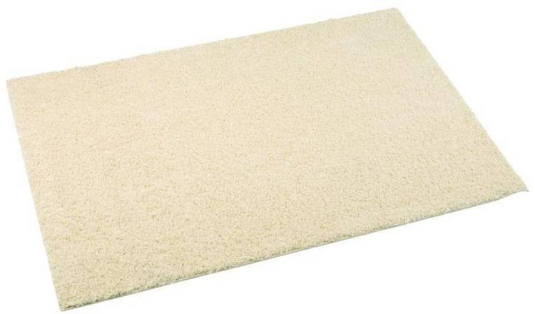Fiji Machine Washable Rug - 100x150cm - Sugar White