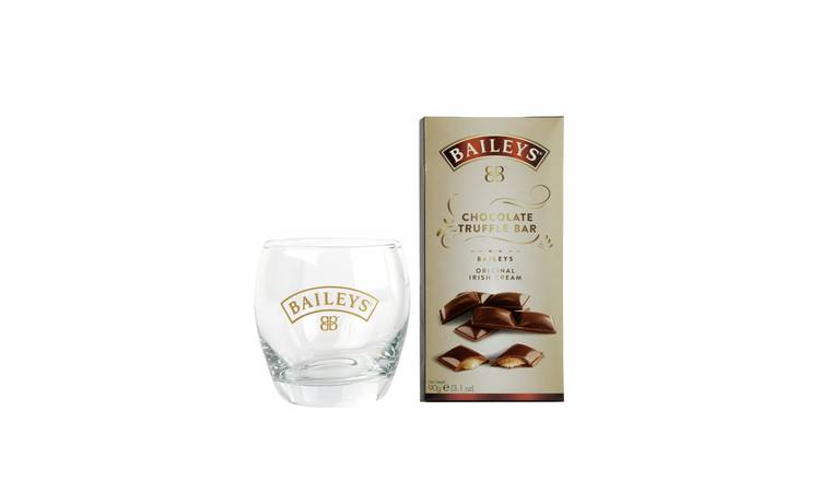 Buy Baileys Glass And Chocolates Food And Drink Argos