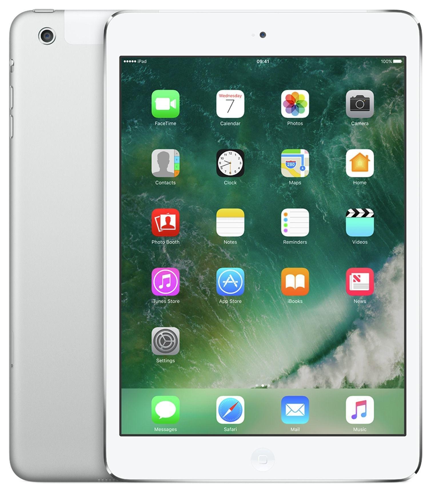 Apple iPad Mini - 7.9 Inch Tablet - Wi-Fi 32GB - Silver