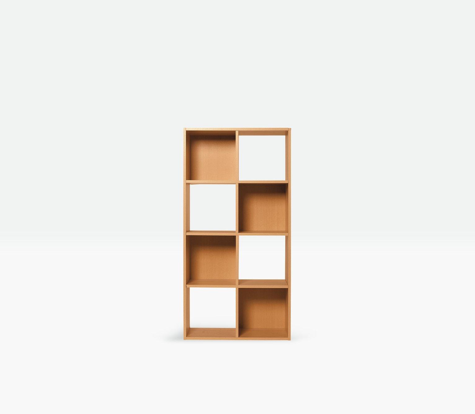 Argos Home Squares 8 Cube Storage Unit - Beech Effect