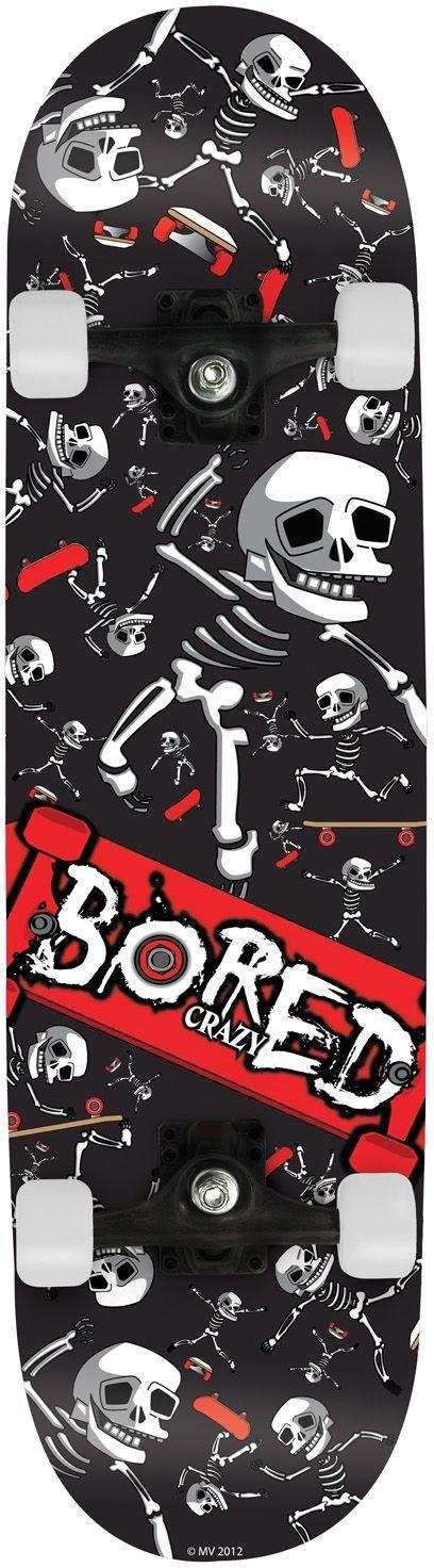 Image of Bored - Crazy Skateboard