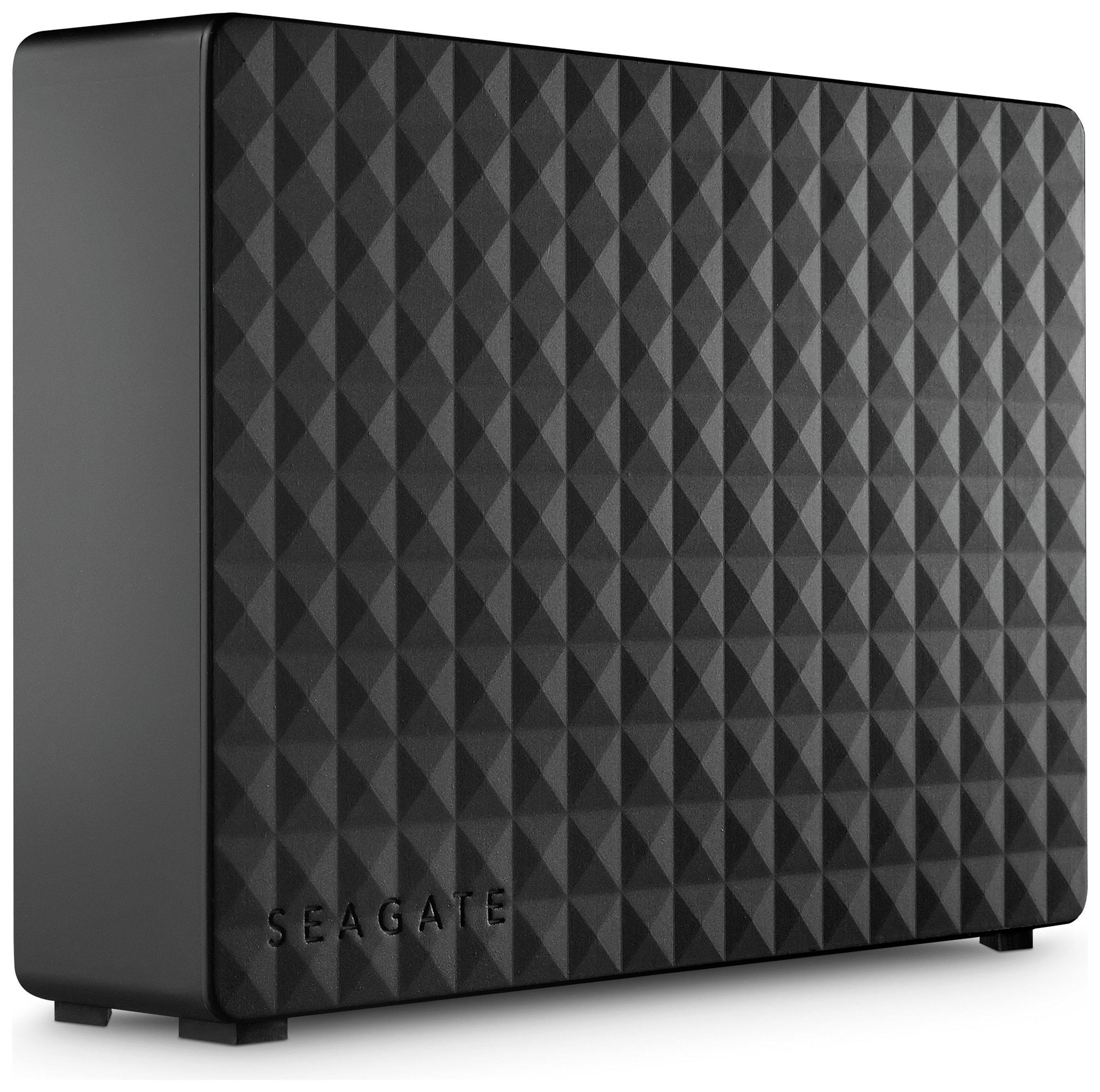 Seagate Seagate Expansion 3TB Desktop USB 3.0 Hard Drive - Black.