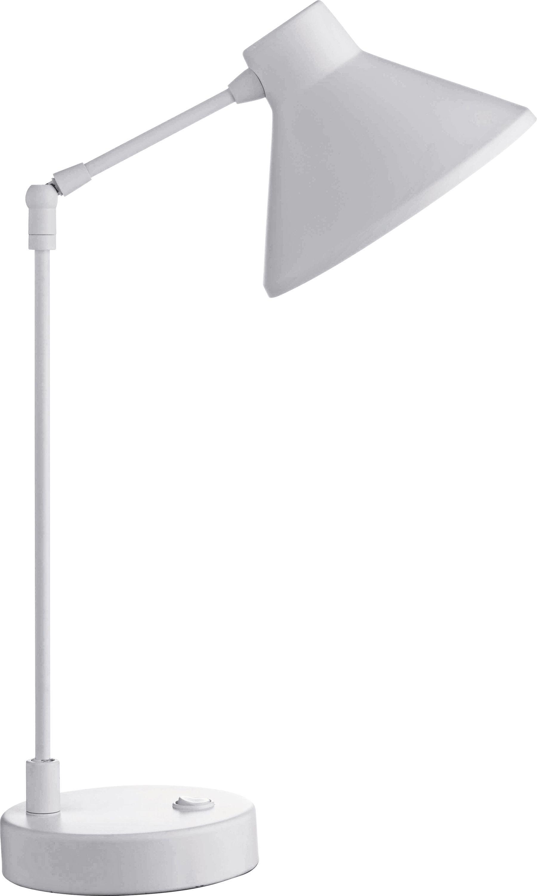 Habitat Bobby Desk Lamp - White
