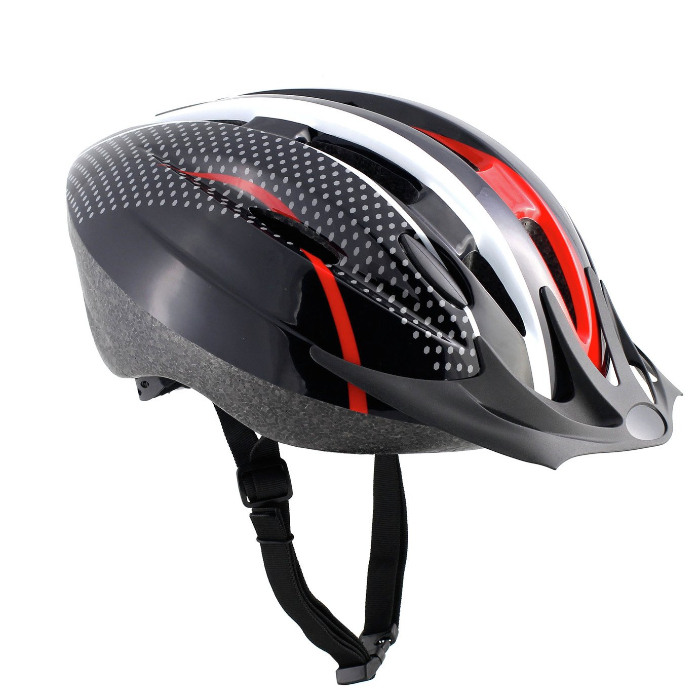 Challenge Kid's Bike Helmet - Red