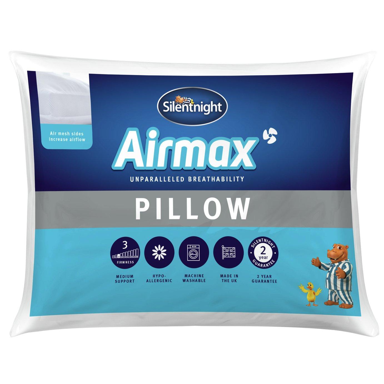 silentnight  airmax firm support pillow