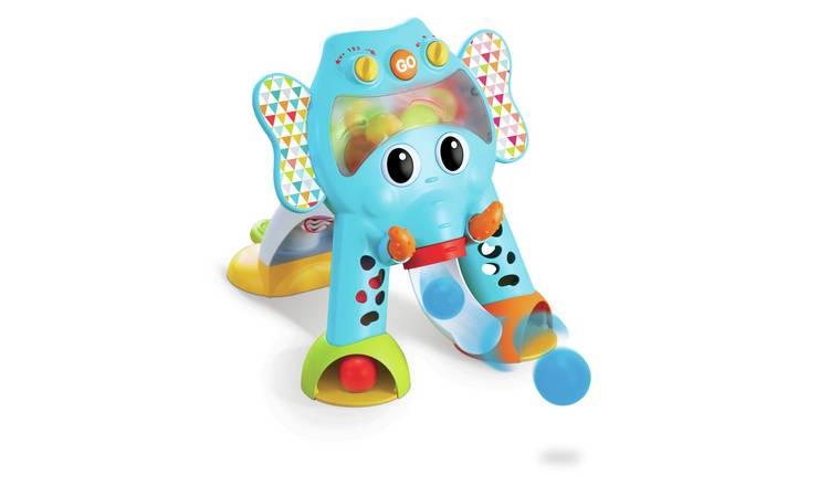 Infantino Cruising Activity Elephant