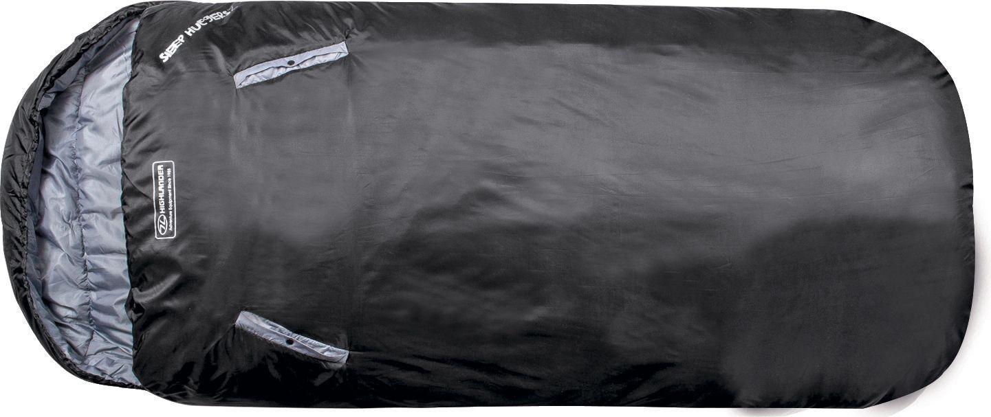 Highlander Single Sleephuggerz 250GSM  Cowl Sleeping Bag