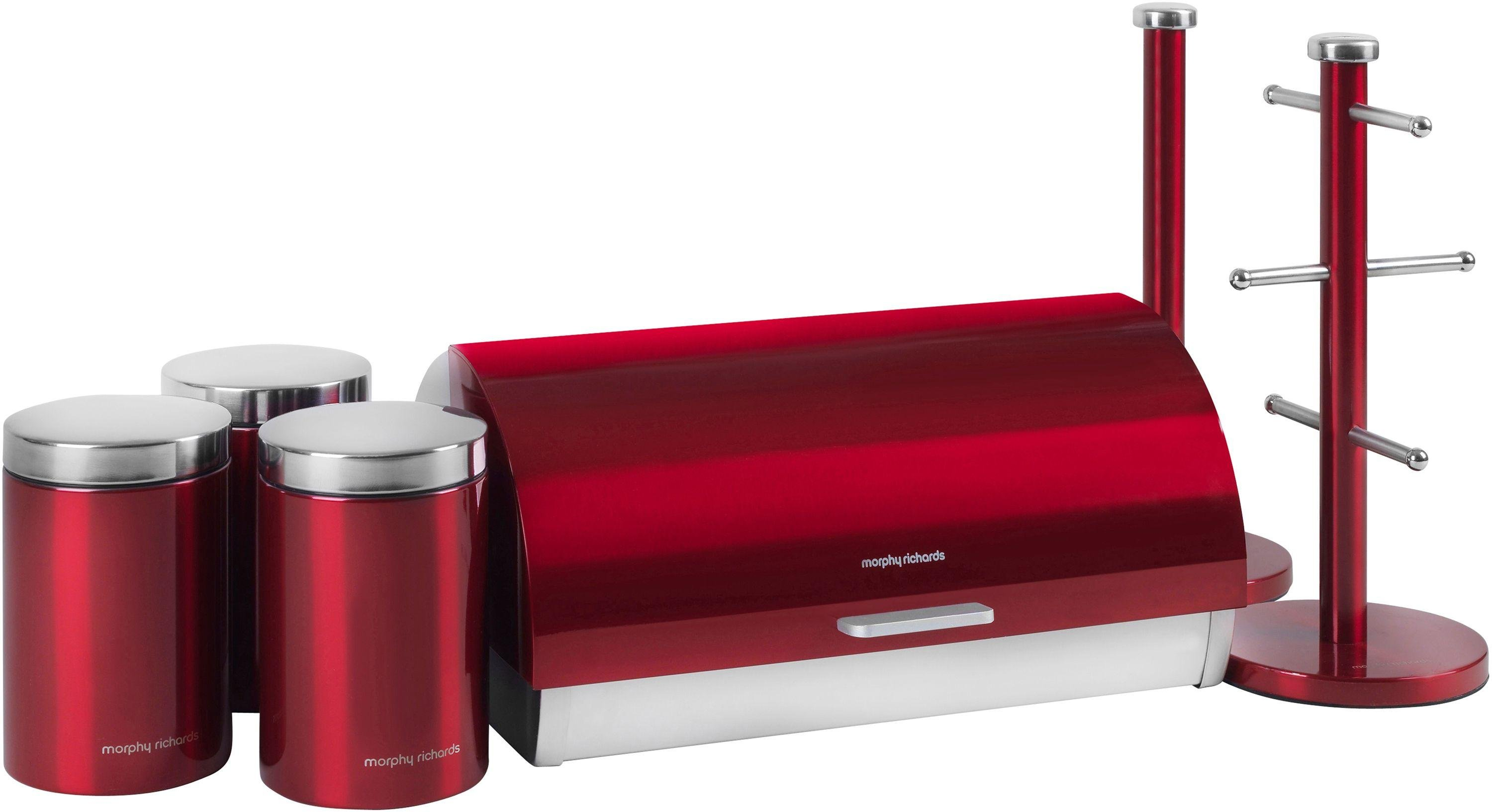 morphy-richards-accents-6-piece-storage-set-red