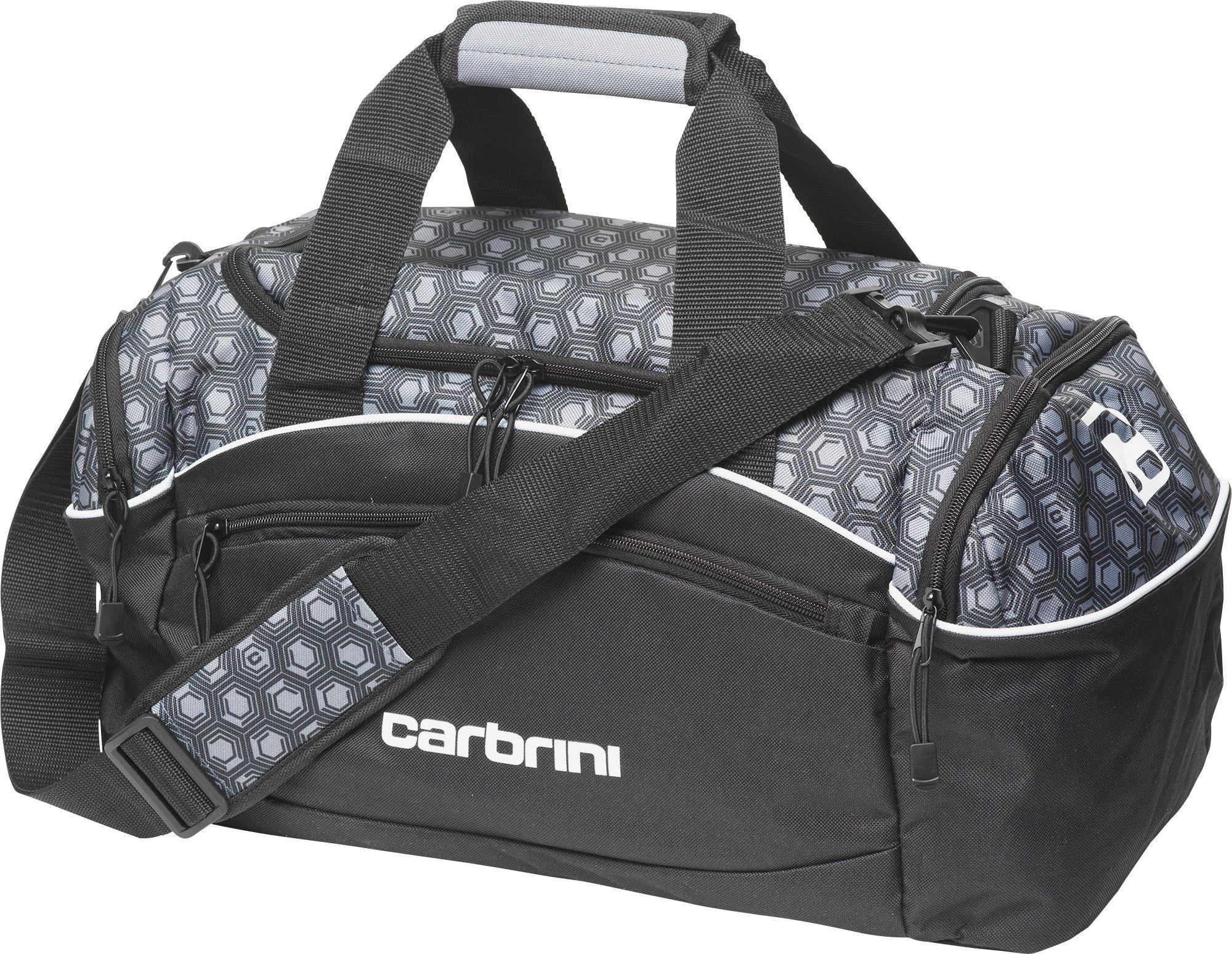 Image of Carbrini Geo Medium Holdall - Black